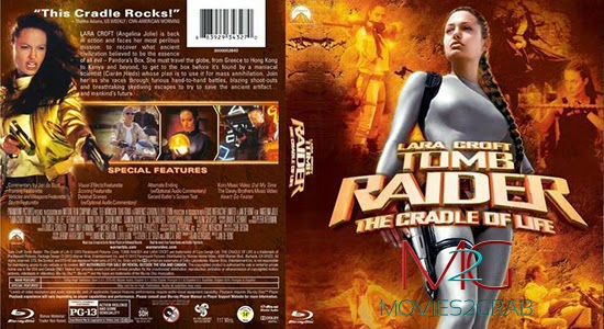 Official Moviez Lara Croft Tomb Raider The Cradle Of Life