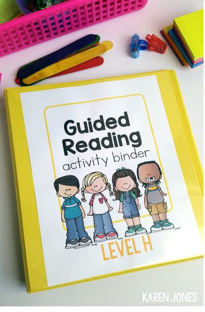 guided reading level h