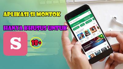 Download, Install, Aplikasi, Si, Montok, Terbaru, Di, Android, hp, simontok, versi,baru, v4.0, v2, v3,