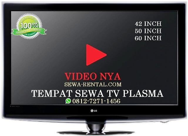 SEWA TV PLASMA,SEWA TV MURAH, HARGA SEWA TV