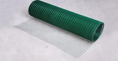 Sedia Berbagai Macam Ukuran Kawat Loket PVC