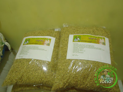 Asep Suparna Indramayu, Jabar   Pembeli Benih Padi NAZWA 80 HST Panen  sebanyak 2,5 Kg atau 1 Bungkus