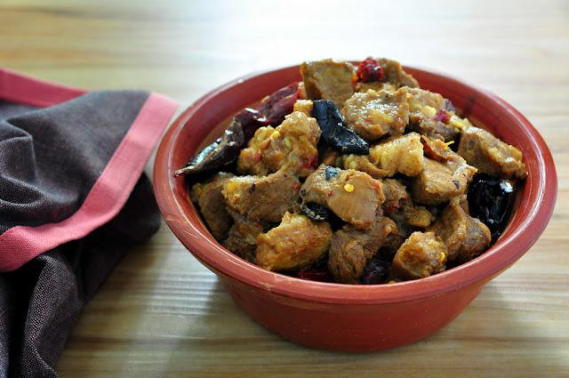 Goan Pork Solantulem