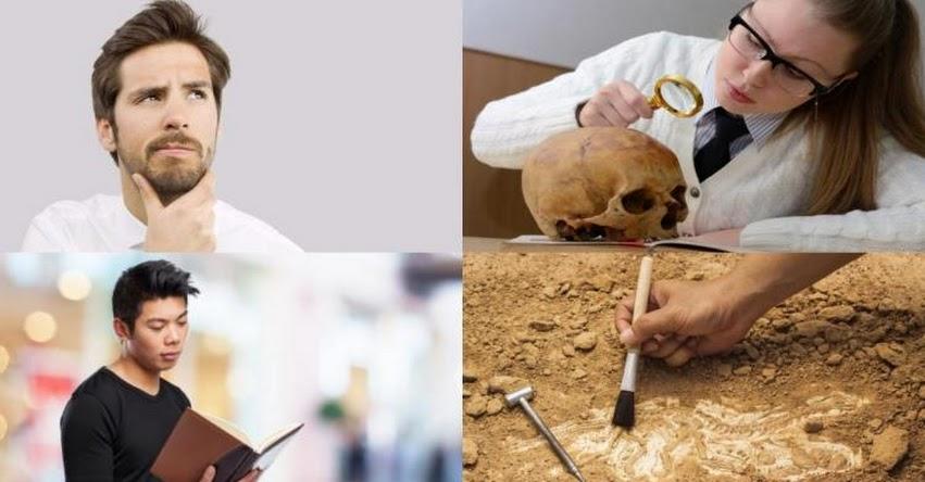 Esto es el sueldo de Arqueólogos, antropólogos e historiadores, según el portal Ponte en Carrera - www.ponteencarrera.pePonte en Carrera