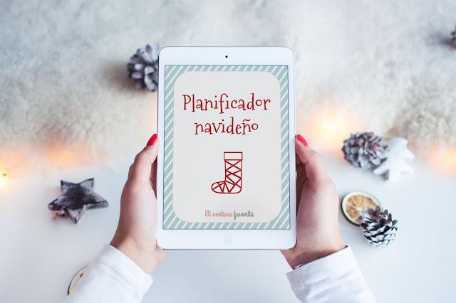 Planificador navideño