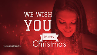 Smart Merry Christmas photo messages from greetings live