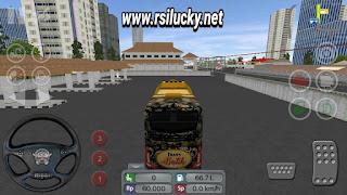 Game Bus Simulator Indonesia Maleo V2 Apk
