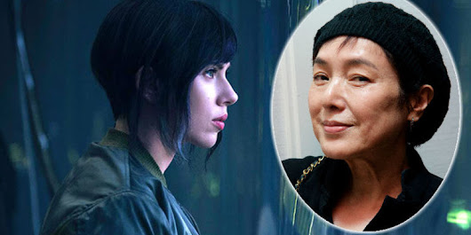 "On Hollywood ""whitewashing,"" Scarlett Johansson & ""Ghost in the Shell"""