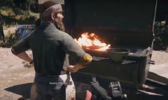 Far Cry 5 Grill Streak, Side Quest, Chad Wolanski