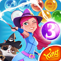 Bubble Witch 3 Saga - VER. 2.3.3 Unlimited (Boosters - Moves) MOD APK