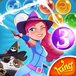 Bubble Witch 3 Saga - VER. 6.11.5 Unlimited Lives MOD APK