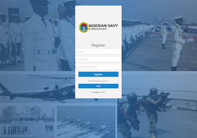 GUIDELINES FOR NIGERIAN NAVY 2017 RECRUITMENT EXERCISE