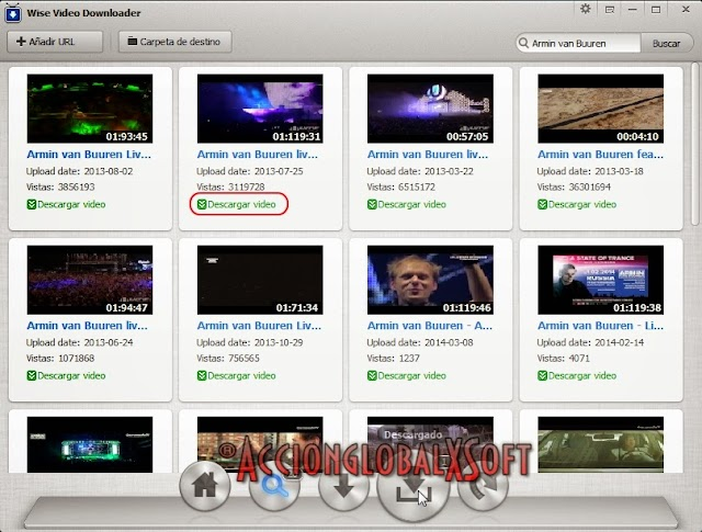 Wise YouTube Downloader 2.71.108 | Descargar videos de Youtube de manera rápida y sencilla