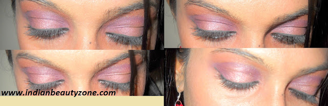 plum eye makeup
