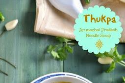Nepalese Noodle Soup – Thukpa Recipe