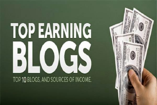 Highest Earning Blogs