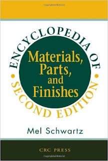 Encyclopedia of Materials, Parts and Finishes,  2nd Edition