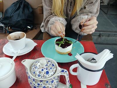 Najlepsza kawiarnia w Tbilisi