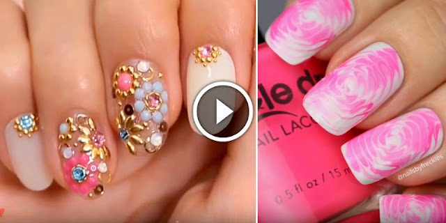 How To Apply Top 10 Nail Art Designs, Learn In This Video!