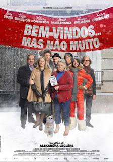 Crítica - Bem Vindos....Mas Não Muito (2016)