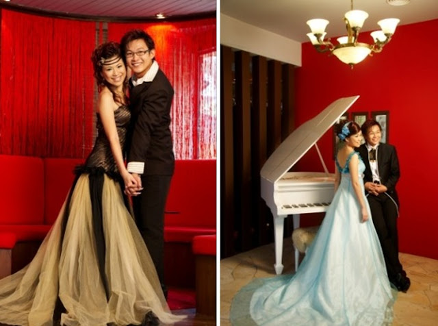 piano wedding photo
