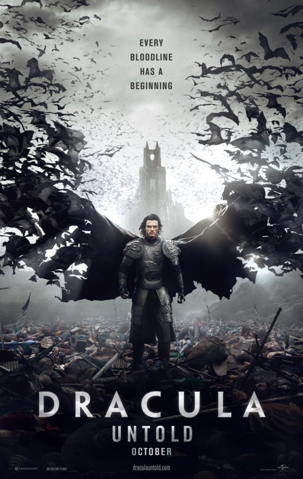 Poster: Dracula Untold