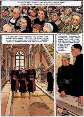 El Janitor de Sente y Boucq - Integral edita Ponent Mon -comic