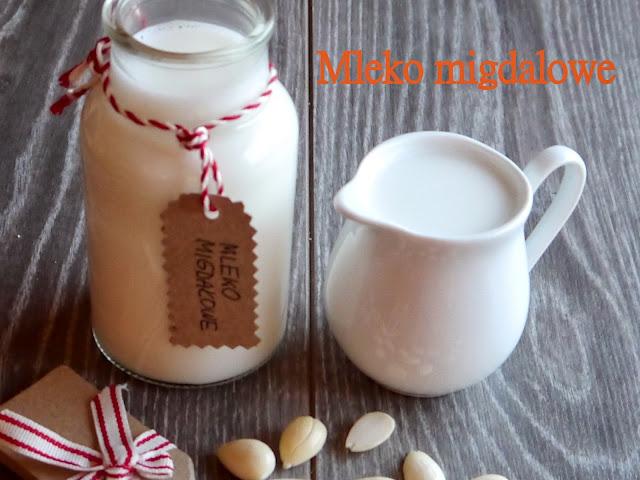 Mleko migdałowe. Poznaj moc migdałów - Czytaj więcej »