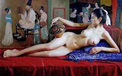 Rostros y Cuerpos Hermosos de China