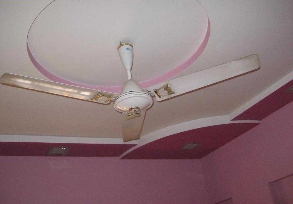 Wood Interior Designar Plaster of Paris False Ceiling