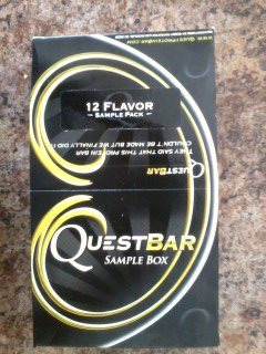 Quest Bars Sample Pack