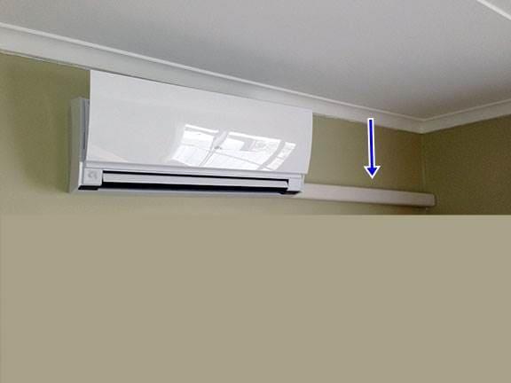 Air AC menetes didalam ruangan