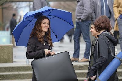 Supergirl 2x17 Distant Sun Emily Alex Danver Maggie Sawyer Sanvers promo pic