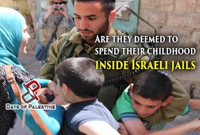 """Tentara Zionis """"Israel"""" Membunuh 11 Siswa Sekolah Dasar di Yerusalem"""