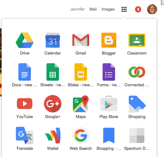 Innovative Instruction: Customize your Google Apps Launcher