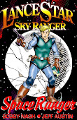LANCE STAR: SKY RANGER COMIC BOOK #2