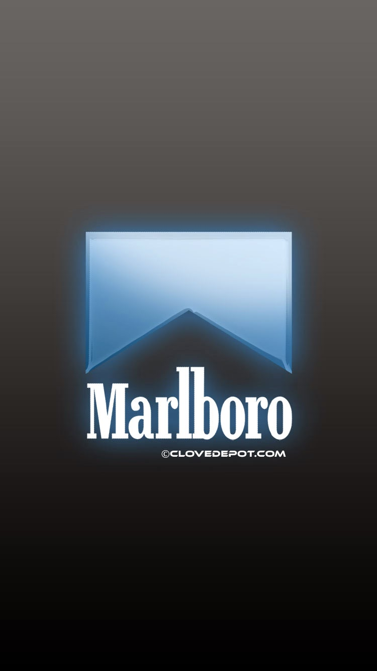 Cool Cigarettes Wallpapers Marlboro Logo Wallpaper Hd 750px X 1334px