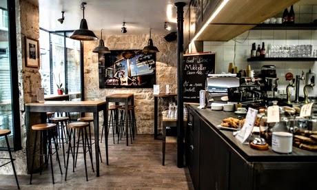 Brasserie Cafe De Paris Stockholm