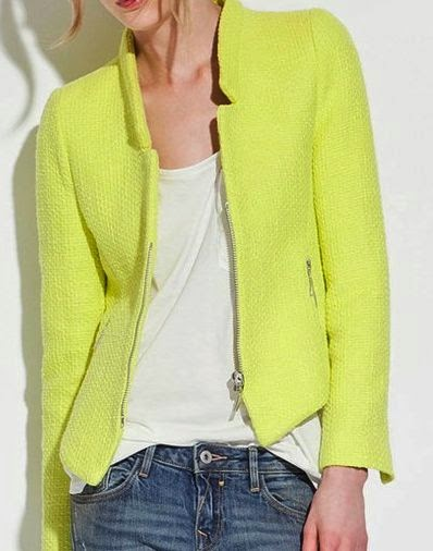 Yellow jacket on Pinterest