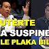 """PRRD Orders LTO to Suspend the Implementation of """"Doble Plaka"""" Law"""