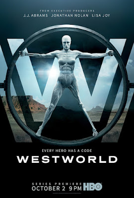 WESTWORLD - serie - poster