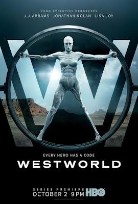 WESTWORLD - serie - poster