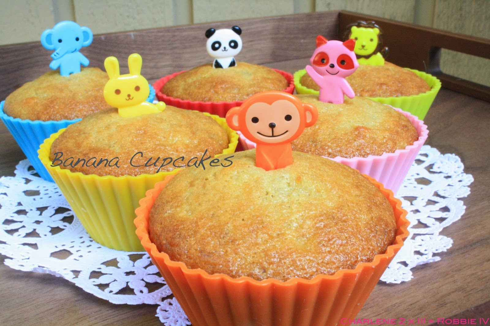 自製杯子蛋糕紙模  - 愛淘生活