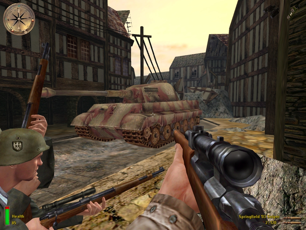 Free Download Game Medal Of Honor Allied Assault War