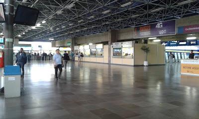Terminal Tietê - São Paulo