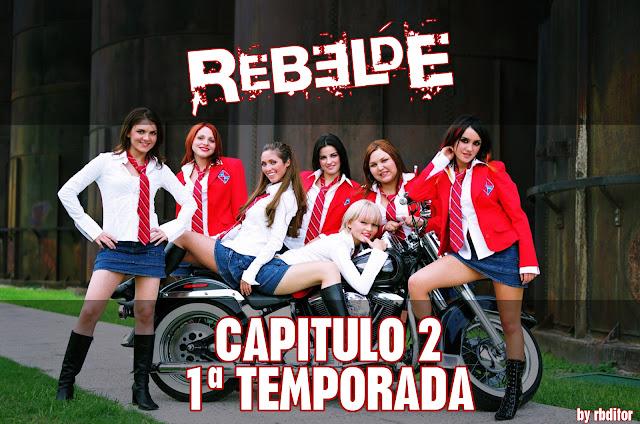 rebelde primera temporada capitulos