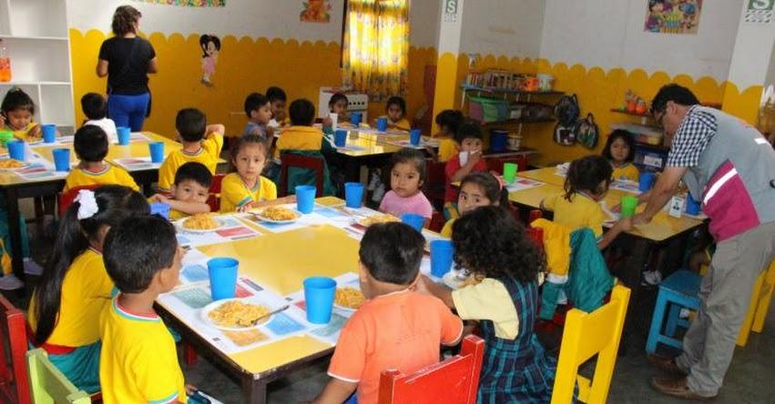 QALI WARMA: Verifican servicio alimentario en escuelas de Chimbote - www.qaliwarma.gob.pe