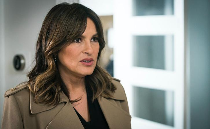 Law and Order SVU - Episode 19.15 - In Loco Parentis - Promo, Sneak Peeks, Promotional Photos + Press Release