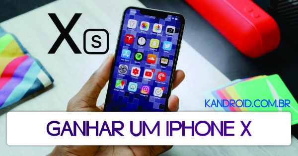 Iphone XS Grátis