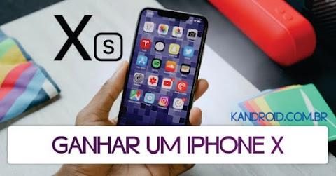 Saiba como ganhar um Iphone XS Grátis! - Não é piada!